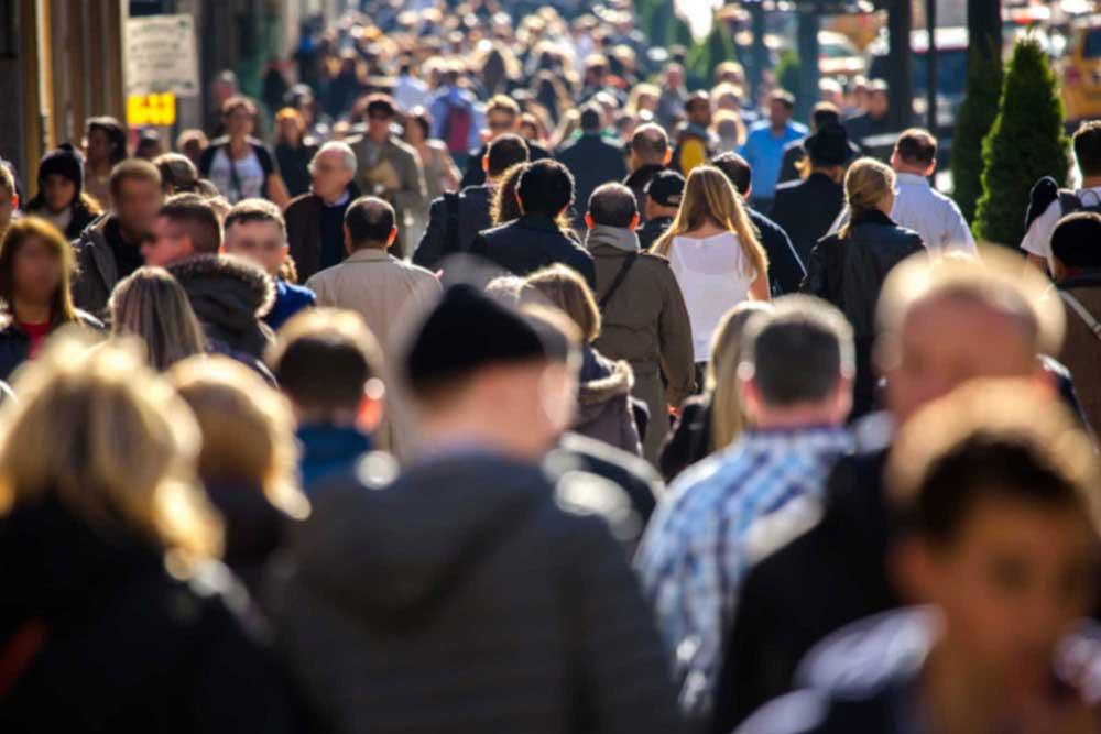 regional city people commuting