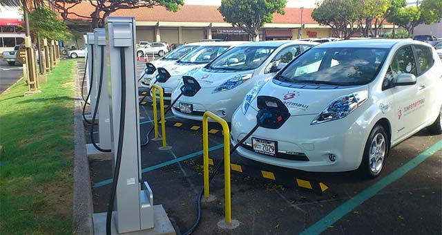An Now Boasts 40 000 Electric Car Charging Stations Surping The Country S Number Of Gas