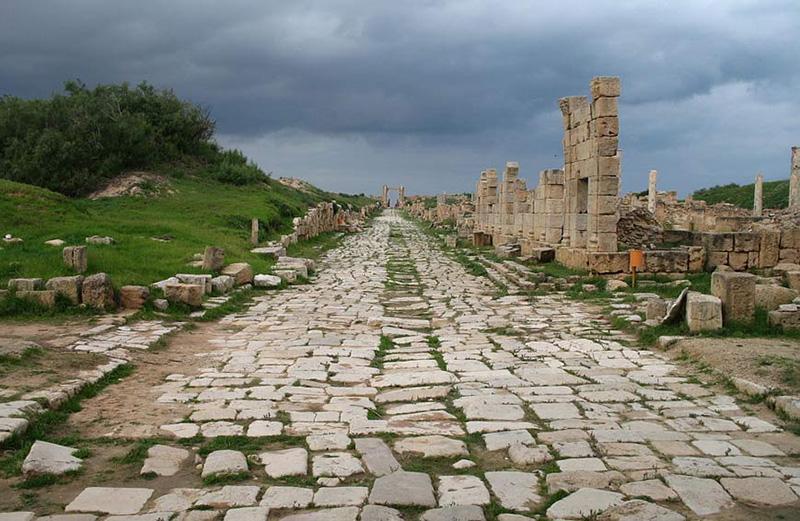 Roman Roads As A Subway Map.Map If The Roman Empire S Roads Were A Subway Map Rideshark