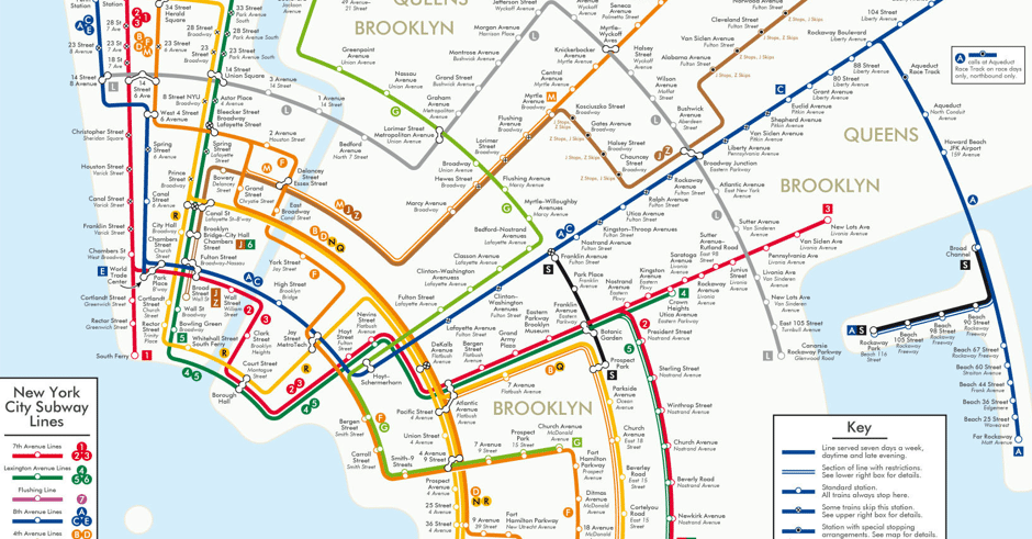 Creative Subway Map.Creative University Lecturer Max Roberts The Subway Map